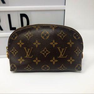 Louis Vuitton cosmetique monogram cosmetic pouch